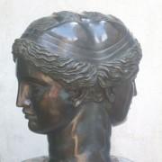 Janus ,collection Yves Saint Laurent, bronze 2014