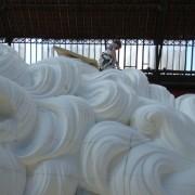 Lion 20 M, travail collectif, défilé Chanel au grand Palais