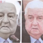 Caricature Guignols de l'info du Liban,Walid Moualin