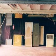 Décors théâtre, Compagnie Goutte d'Eau.2011.